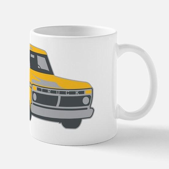 76er  Pickup Truck Mug