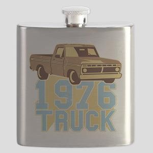 76er  Pickup Truck Flask