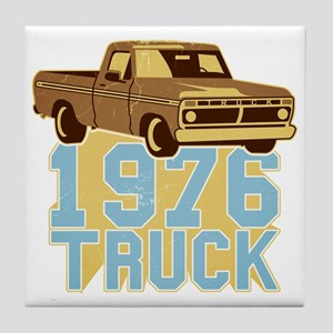 76er  Pickup Truck Tile Coaster
