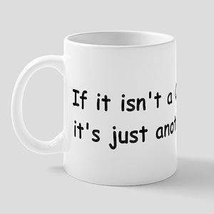 Not a Cockatiel Mug