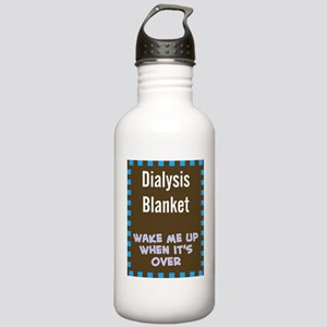Dialysis Blanket 1 Stainless Water Bottle 1.0L