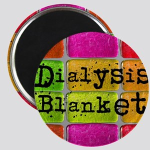 Dialysis pt blanket 2 Magnet
