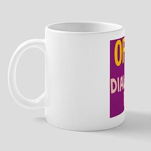 dialysis butt pillow 2 Mug