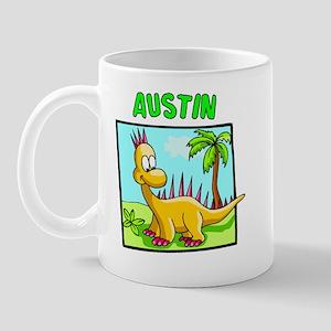 Austin Dinosaur Mug