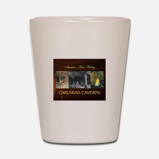 carlsbadcaverns1 Shot Glass
