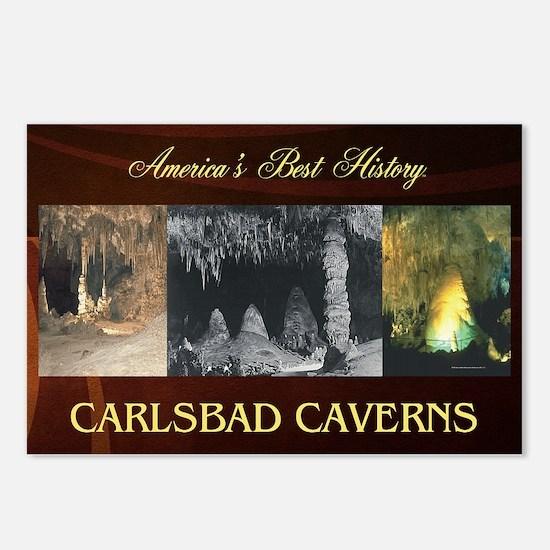 carlsbadcaverns1 Postcards (Package of 8)