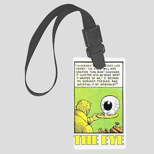 The Eye Large Luggage Tag