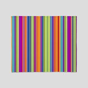 Just Stripes 1L Throw Blanket