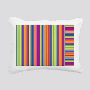 Just Stripes 4L Rectangular Canvas Pillow