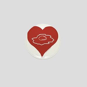 Love - Eggs Mini Button