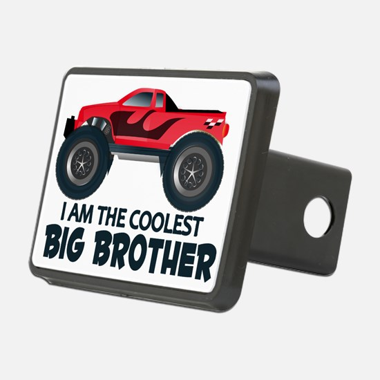 Coolest Big Brother - Truc Hitch Cover
