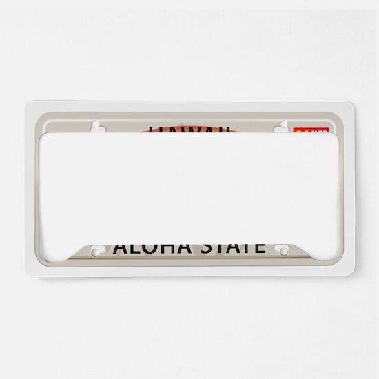US Uke License Plate License Plate Holder