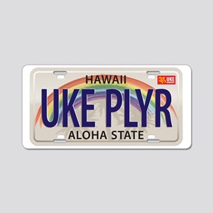 US Uke License Plate Aluminum License Plate
