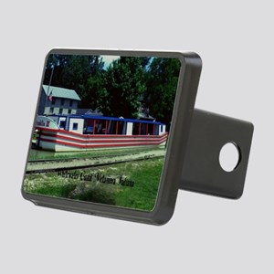 Whitewater Canal Rectangular Hitch Cover