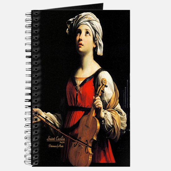 Saint Cecilia Patroness of Music Journal