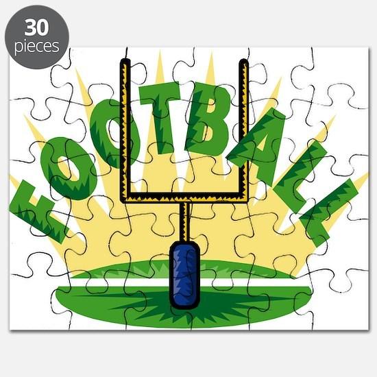 GOAL POST Puzzle