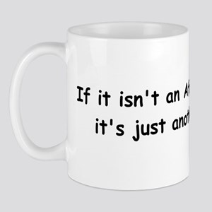 Not an African Grey Mug