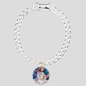 Clara_Nutcracker Charm Bracelet, One Charm
