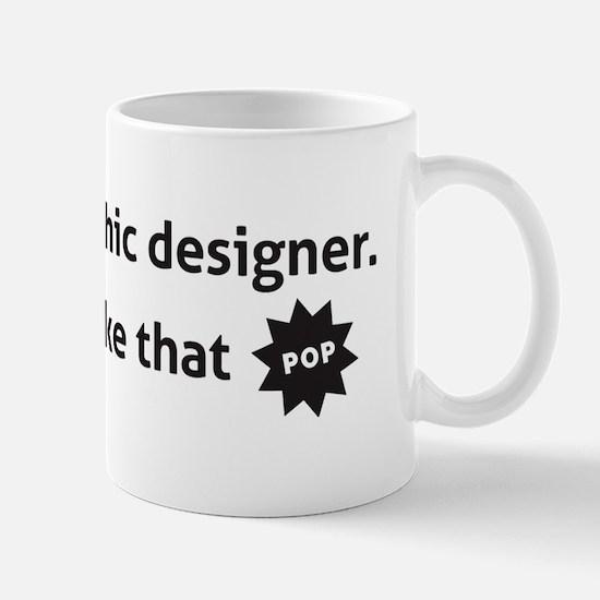 Image result for a graphic designers coffee mug