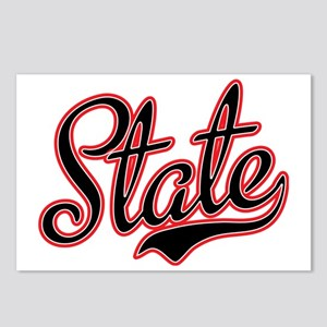 State Postcards (Package of 8)