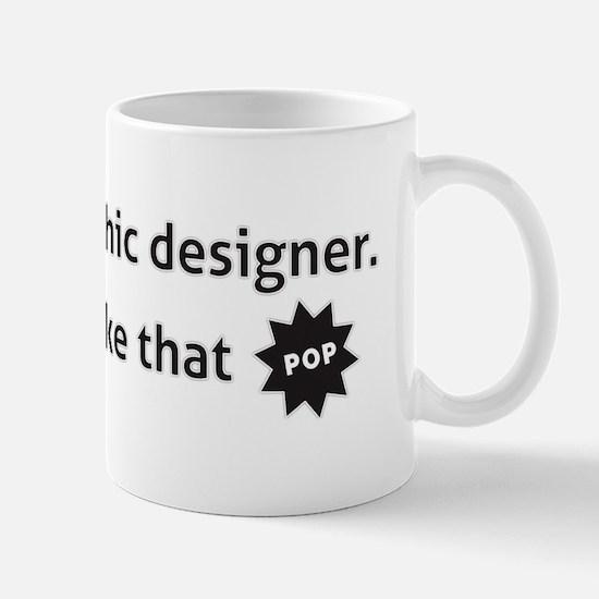 Make It Pop! Mug