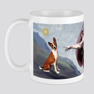 Creation of the Basenji Mug