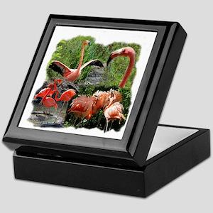 the flock Keepsake Box
