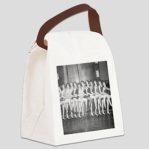 Showgirls Canvas Lunch Bag