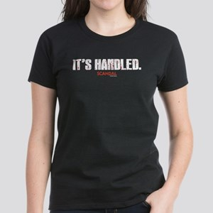 It's Handled Women's Dark T-Shirt