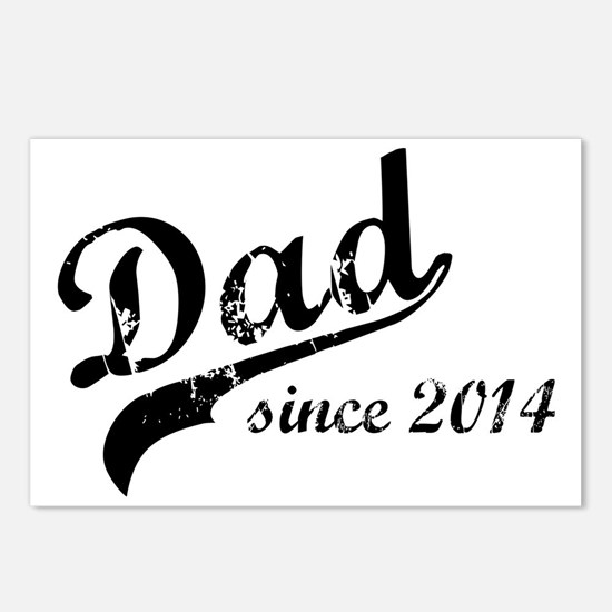 dad2014 Postcards (Package of 8)