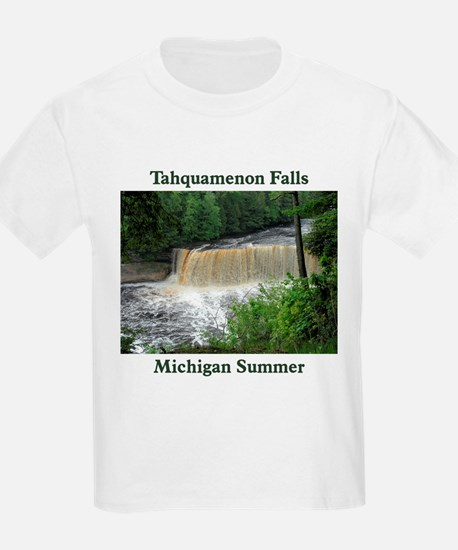 Tahquamenon Falls Summer T-Shirt