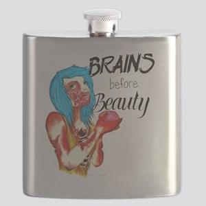 Brains Flask