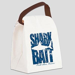 Shark Bait Canvas Lunch Bag