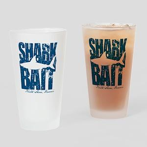 Shark Bait Drinking Glass