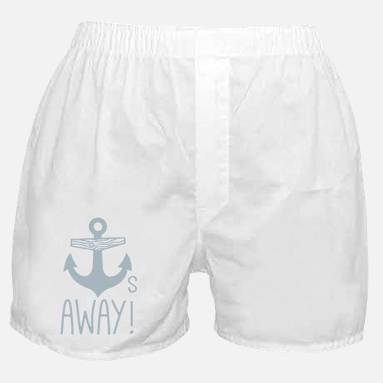 Anchors Away Boxer Shorts