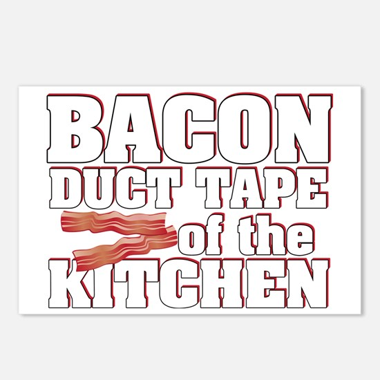 baconduct Postcards (Package of 8)