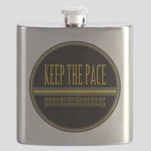 Keep the Pace Run Flask