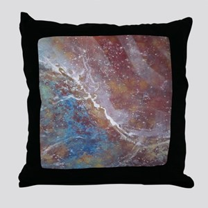 modern art design for home decor Throw Pillow