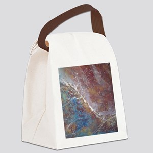 modern art design for home decor Canvas Lunch Bag