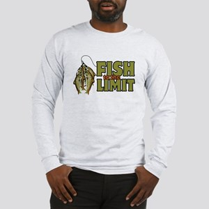Fish To The Limit Long Sleeve T-Shirt