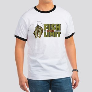 Fish To The Limit Ringer T