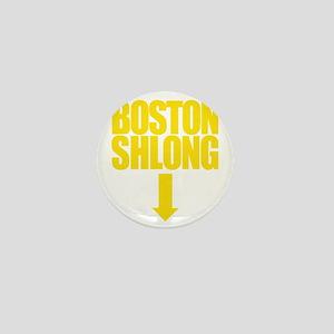 BOSTON SHLONG Logo Mini Button