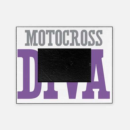 Motocross DIVA Picture Frame
