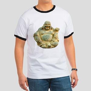 Laughing Buddha Ringer T