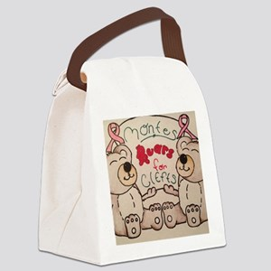 MBFC New Logo Canvas Lunch Bag