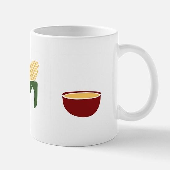 Chicken Corn Soup II Mug
