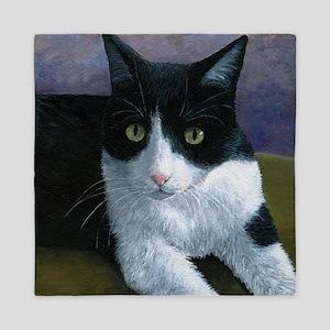 Cat 577 Queen Duvet