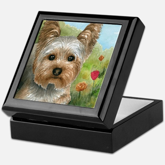 Dog 117 Keepsake Box