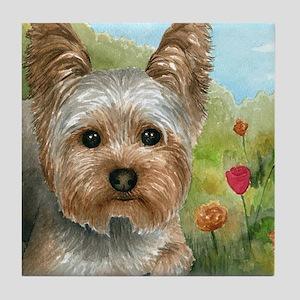 Dog 117 Tile Coaster