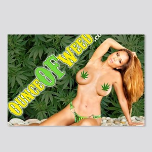 Ounce Of Weed Postcards (Package of 8)